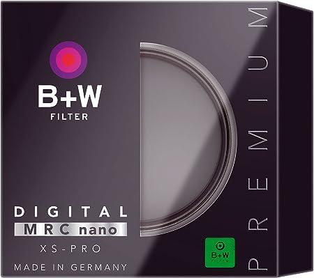 B W Zirkular Polarisationsfilter Kamera