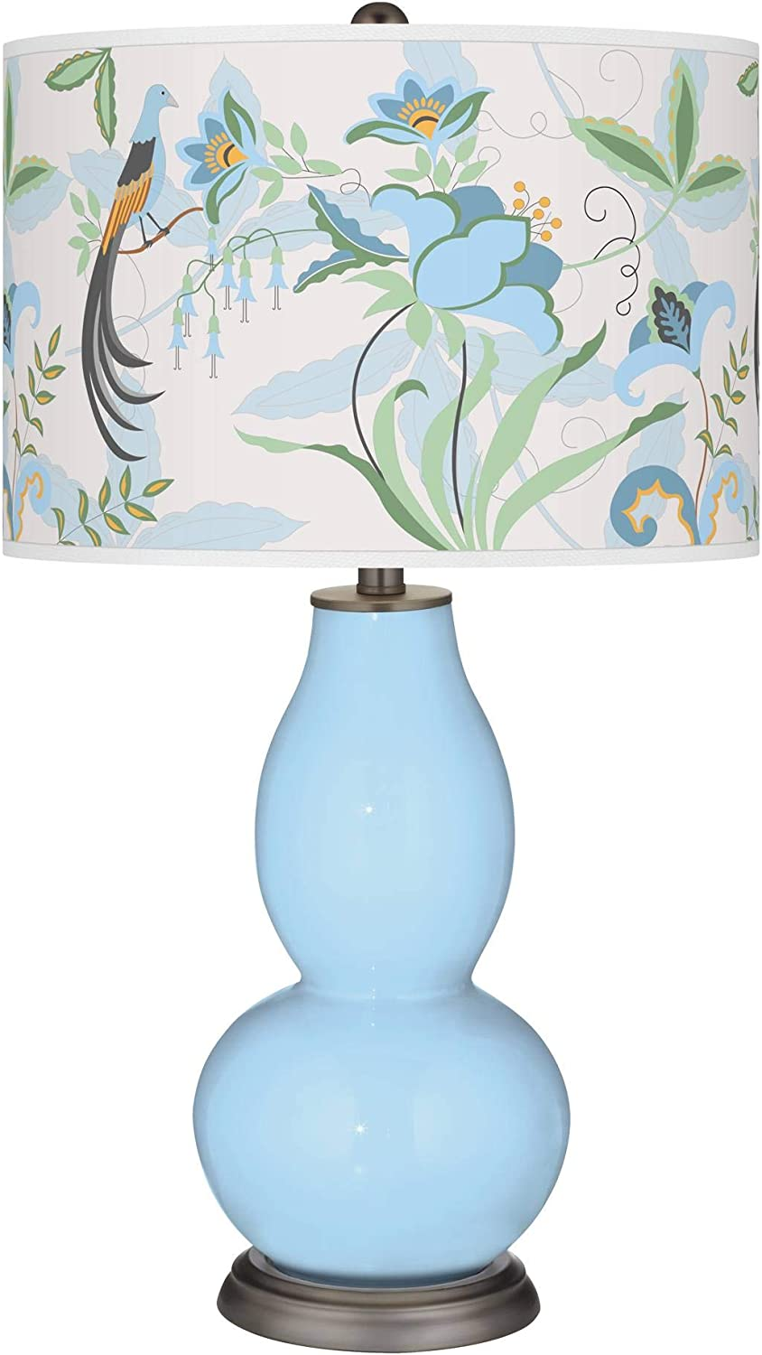 Wild Blue Ranking TOP10 Yonder Sofia Double sold out Gourd - Table Color Lamp + Plus