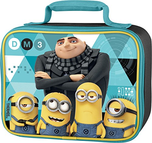 Thermos Soft Lunch Kit, Despicable Me 3