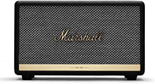 Marshall ワイヤレススピーカー ACTON II ブラック Bluetooth対応 【国内正規品】 ZMS-1001900