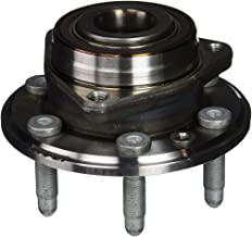 Detroit Axle - New Front/Rear Driver or Passenger Side Complete Wheel Hub and Bearing Assembly fits 10-16 Cadillac SRX
