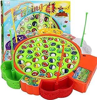 HAPPYTOYS fishing Game Electric Plastic Fish Toys