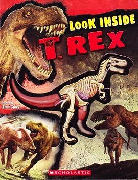Look Inside T. Rex 0545218160 Book Cover