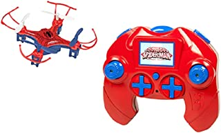 World Tech Toys 2.4Ghz Marvel - Spider-Man - Micro Drone 4.5 Channel RC Quadcopter