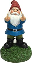 Gnometastic Double Bird Garden Gnome Statue, 8.45 Inches