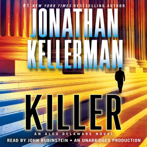 Killer audiobook cover art