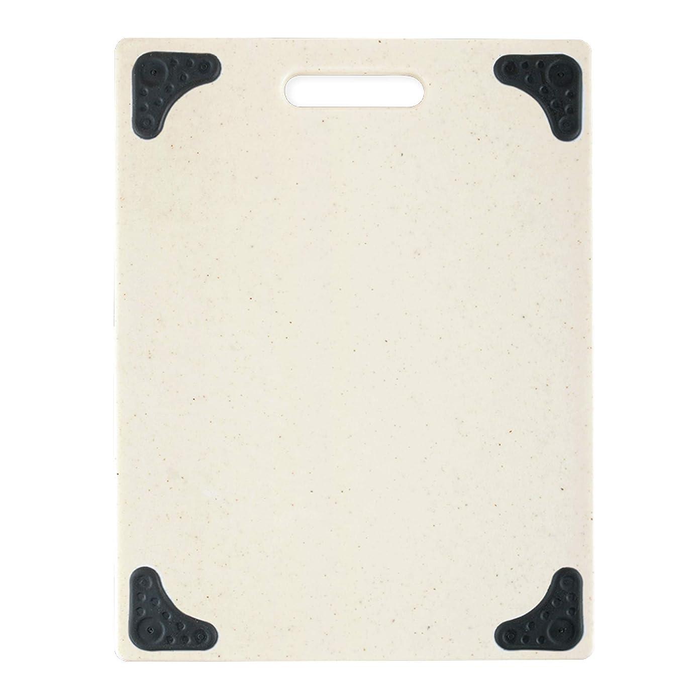 Dexas 451-TF51 Grippboard Non-Slip Feet Cutting Board, 11 by 14.5 inch Oatmeal Granite
