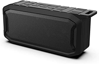 Sponsored Ad - Portable Bluetooth 5.0 Speaker with 5W Stereo Sound, IPX7 Waterproof, 24-Hour Playtime, Wireless 10-20M Ste...