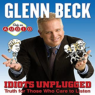 Idiots Unplugged audiobook cover art