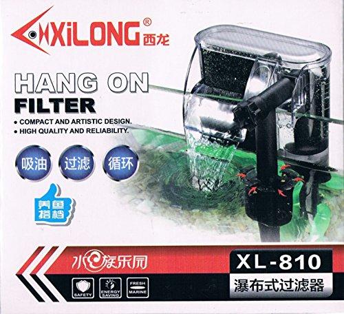 Xilong Filtro di zaino xl8102W 180L/H