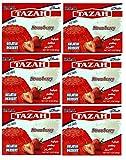 Strawberry Gelatin Dessert Jello Halal 3.oz/85gm each - Pack of 6 -