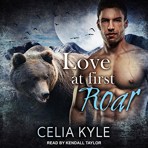 Love at First Roar audiobook cover art