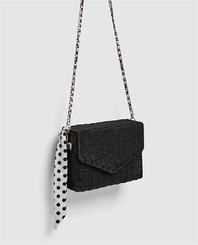 Bag Messenger Mädchen Strand Kette Farbe Crossbody E45 4A3R5Lj