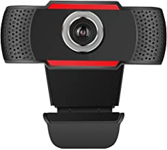 Full HD 1080p-Webcam-with-microphone, Widescreen Streaming Video Calling and Recording, 1080p Camera, Desktop or Laptop We...