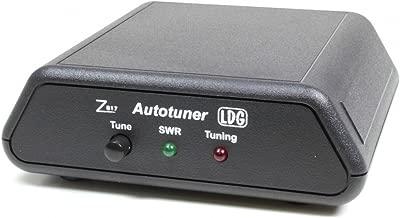 LDG Electronics Z-817 Automatic Antenna Tuner 1.8-54 MHz, 0.1-20 Watts, 2000 Memories, 2 Year Warranty