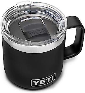 YETI Black Mug 10 Ounce, 1 EA