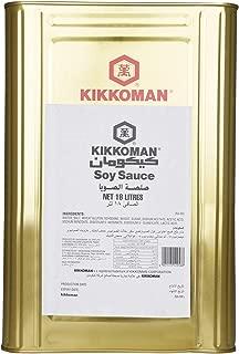 Kikkoman Soy Sauce, 18 Ltr