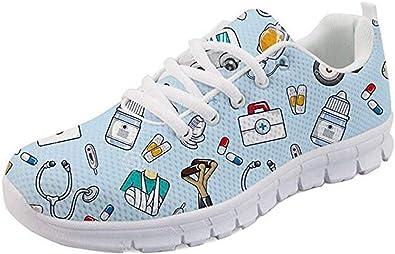 Showudesigns Fashion Design Donna Sneaker Outdoor Ragazze Running Sport Scarpe