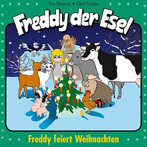 Freddy feiert Weihnachten Titelbild