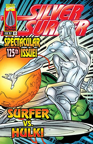Silver Surfer (1987-1998) #125 (English Edition)
