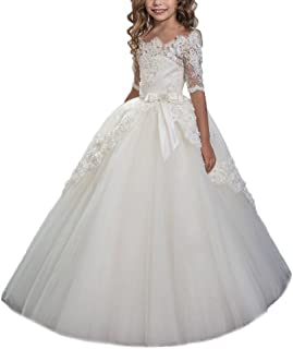 f39a7023b1 Amazon.ca: Ivory - Dresses / Girls: Clothing & Accessories