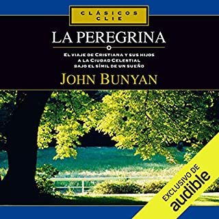 La Peregrina [Christiana's Journey] audiobook cover art