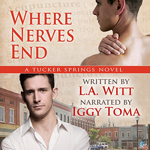 Couverture de Where Nerves End