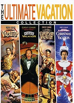 DVD The Ultimate Vacation Collection (National Lampoon's Vacation / Vegas Vacation / European Vacation / Christmas Vacation) Book