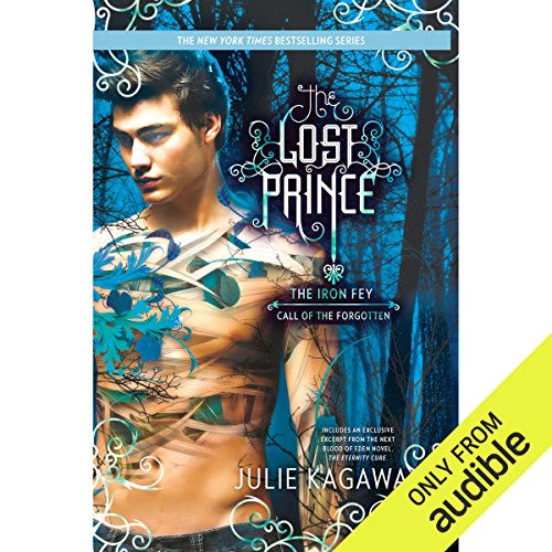 The Lost Prince audiobook cover art