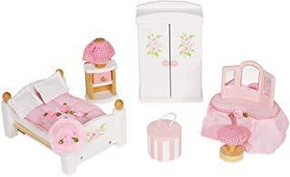 Le Toy Van Dollhouse Furniture & Accessories, Master Bedroom