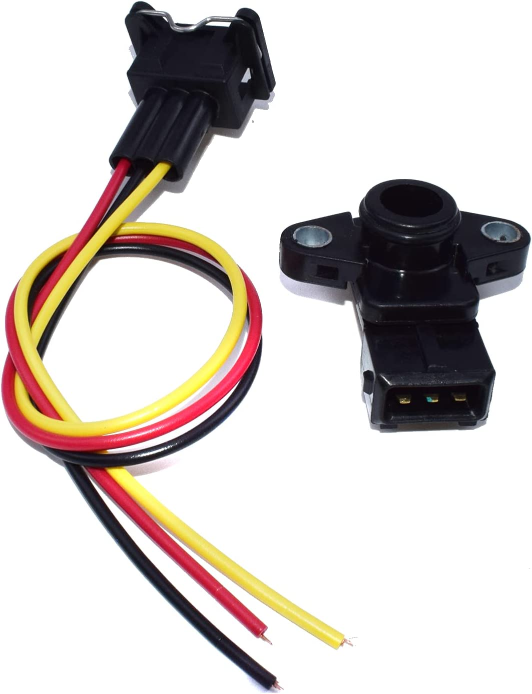 NEW Manifold Pressure San Antonio Mall MAP Sensor Year-end annual account DOD Connectors W CHRYSLER For