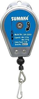Spring Tool Balancer Retractor (1.3-3.3 pounds), (Sumake SA-2203)