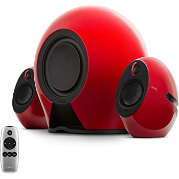 Edifier e235 Bluetooth Speaker System - Luna E 2.1 Speakers with Wireless Subwoofer - Remote Control, Optical Input - 234 Watts RMS