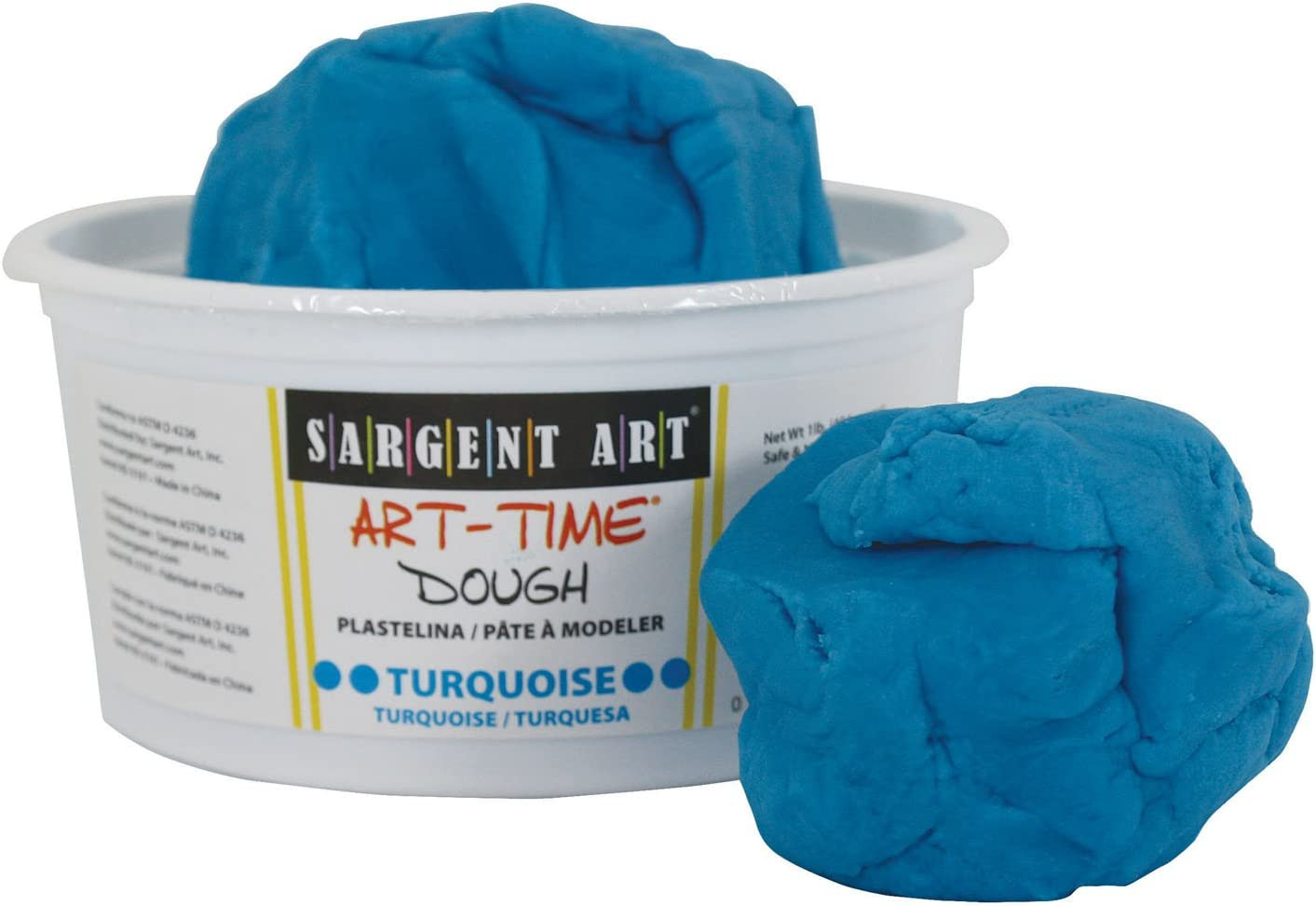 Sargent Branded goods Art Long-awaited 85-3161 1-Pound Turquoise Dough Art-Time
