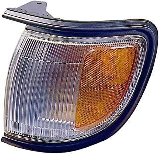 Depo 315-1515L-AS6 Nissan Pathfinder Driver Side Replacement Corner/Side Marker Lamp Assembly