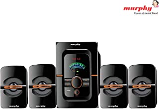 murphy 4200 4.1 Channel Digital Bluetooth Home Theater & Home Cinema Multimedia Speaker System (Bluetooth,FM,MP3 AUX)