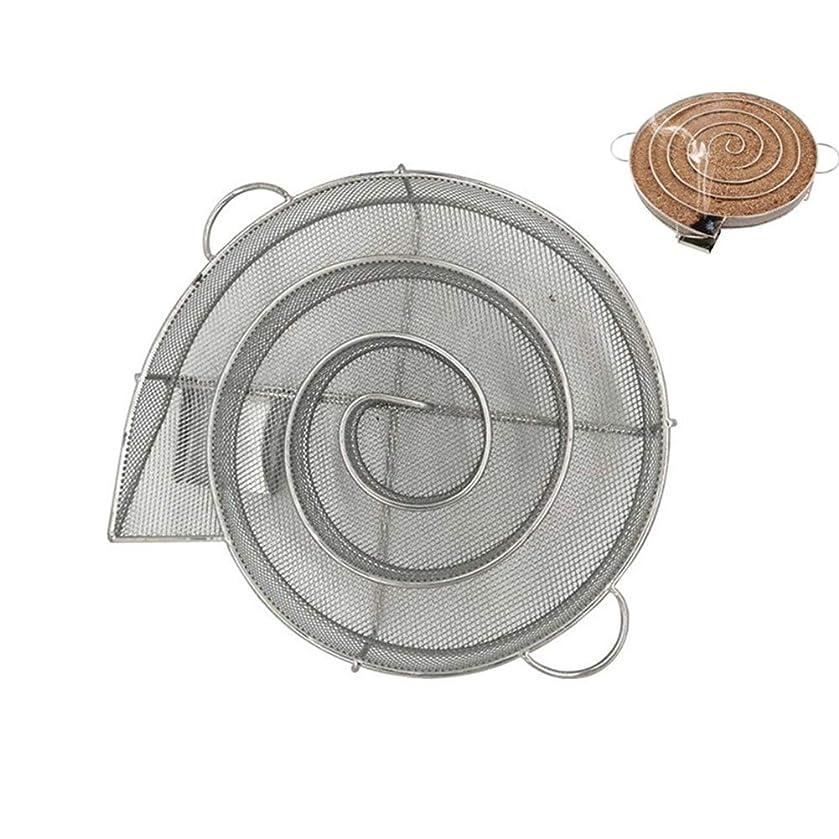 最初は要求ステーキACHICOO 冷たい煙の発電機 バーベキュー用 屋外 グリル 丸型 ステンレス鋼
