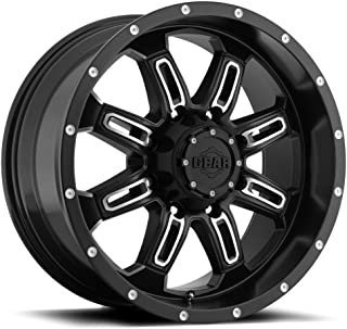 Gear Alloy 725MB DOMINATOR Wheel with Machined Finish (18x9