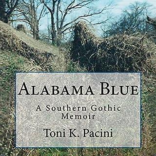 Alabama Blue audiobook cover art