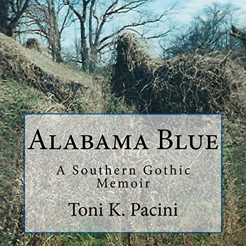 Alabama Blue audiobook cover art