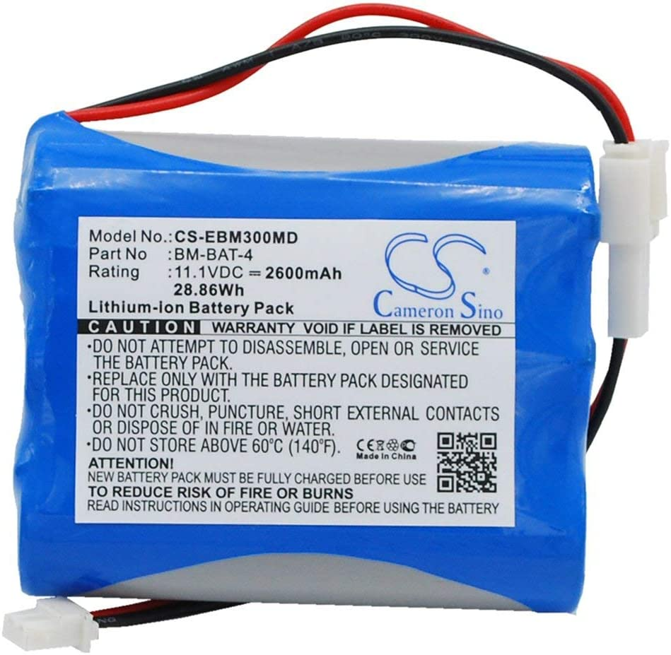 VINTRONS Battery Replacement Compatible BIONET Plus New Shipping Free Shipping for cheap BM3