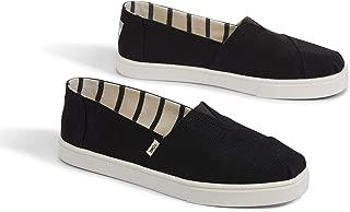 TOMS Women's Alpargata Canvas Cupsole Slip-On Shoes