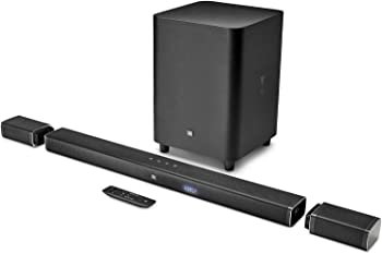 JBL Bar 5.1-Channel Home Theater Speaker System with Bluetooth