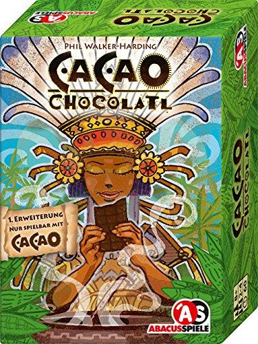 ABACUSSPIELE 06162 - Cacao - Chocolatl, 1. Erweiterung, Brettspiel