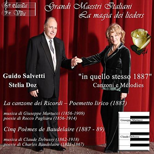 Stelia Doz, Guido Salvetti