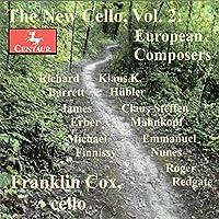 New Cello - European Composers 2