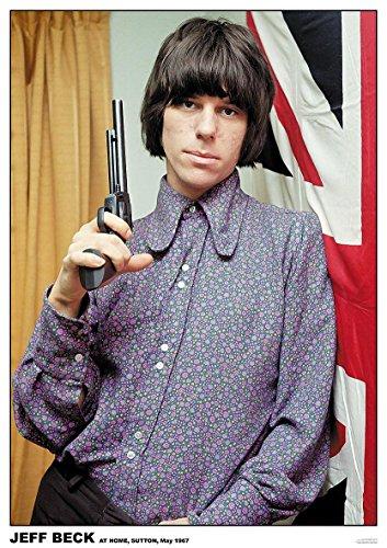 Beck Jeff Sutton 1967 - Póster