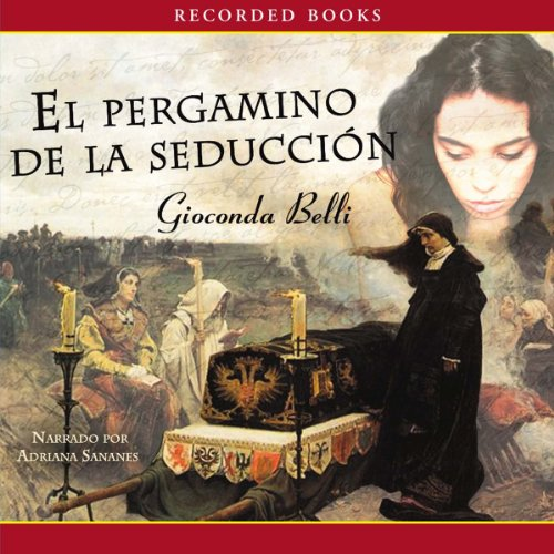El pergamino de la seducción [The Scroll of Seduction] audiobook cover art