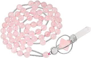rockcloud Merkaba Star Stone Pendant Necklace Energy Chakra Reiki Crystal Healing