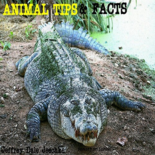 Animal Tips & Facts audiobook cover art